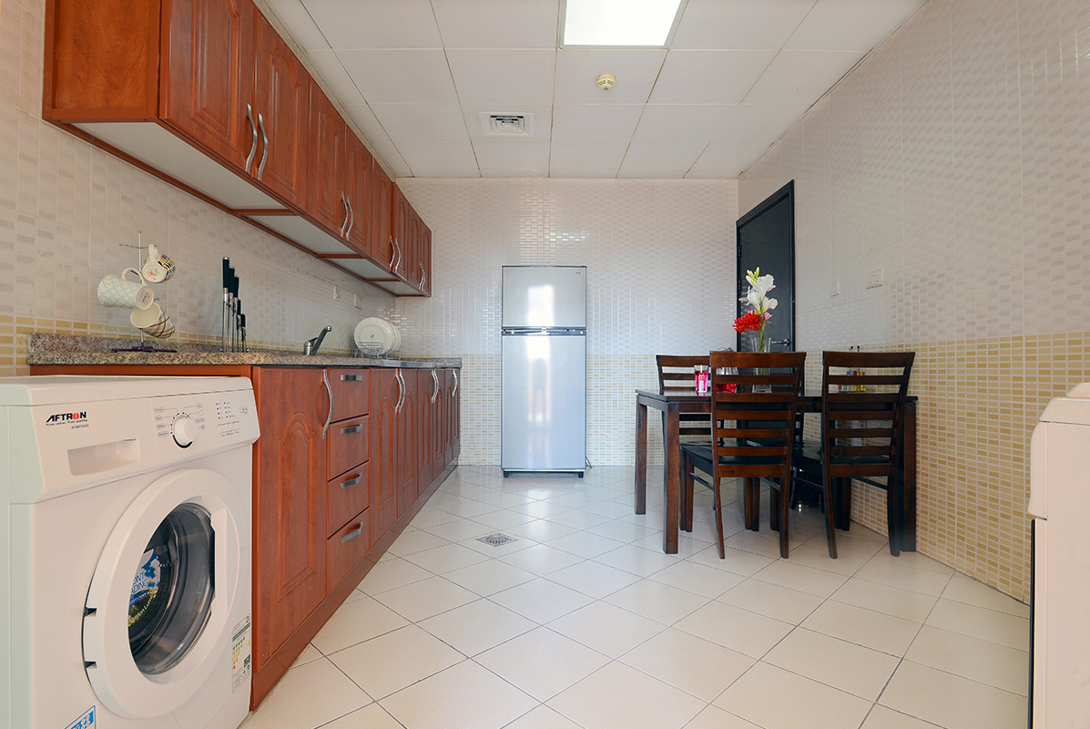 Workers Village Administrator Residence Kitchen